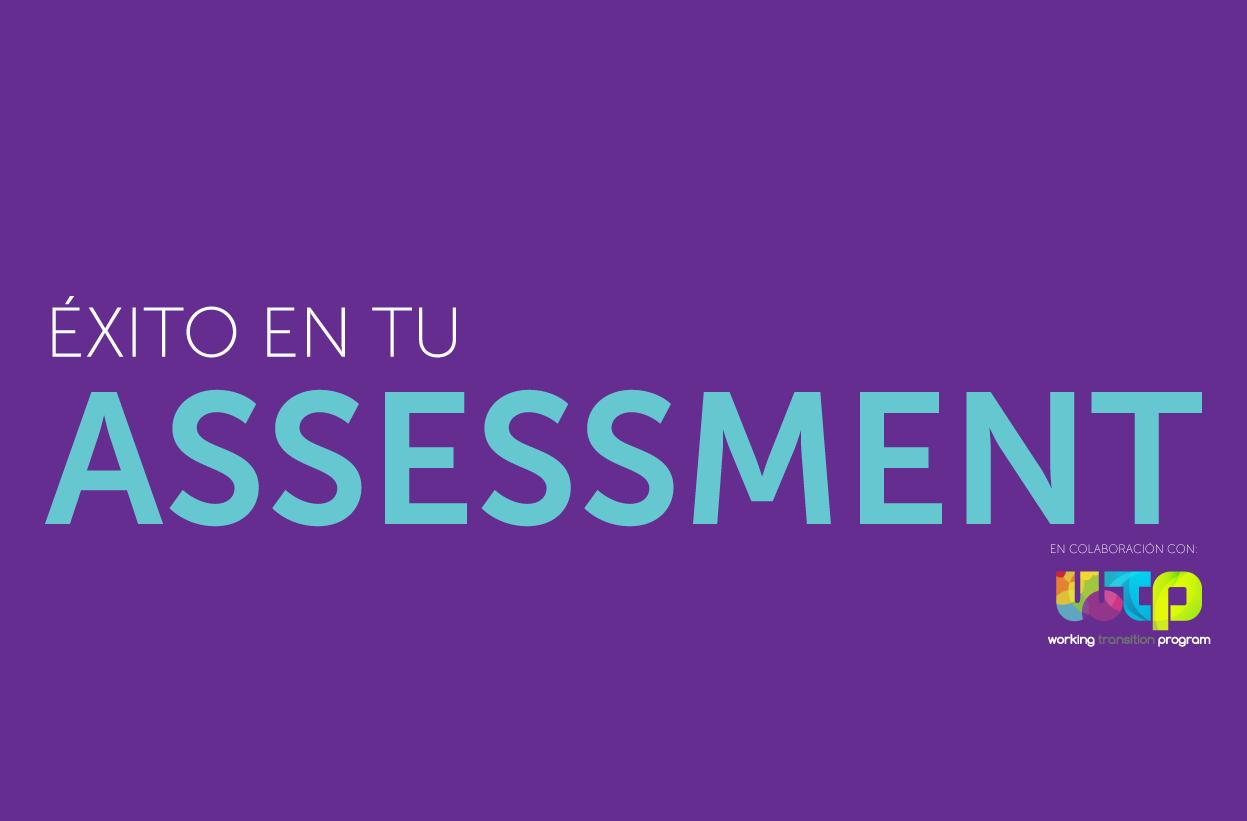 ¿Tienes una entrevista tipo assessment?
