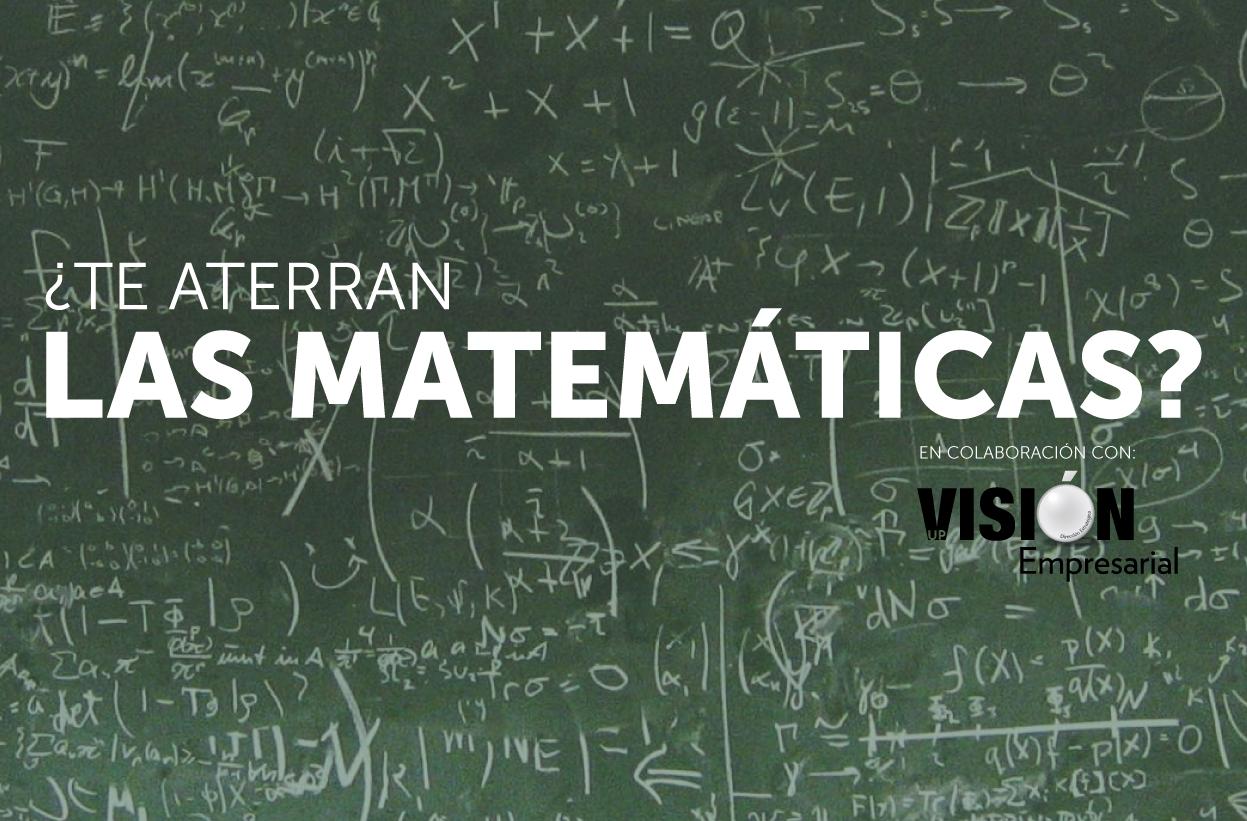 Perdiendo el miedo a las matemáticas