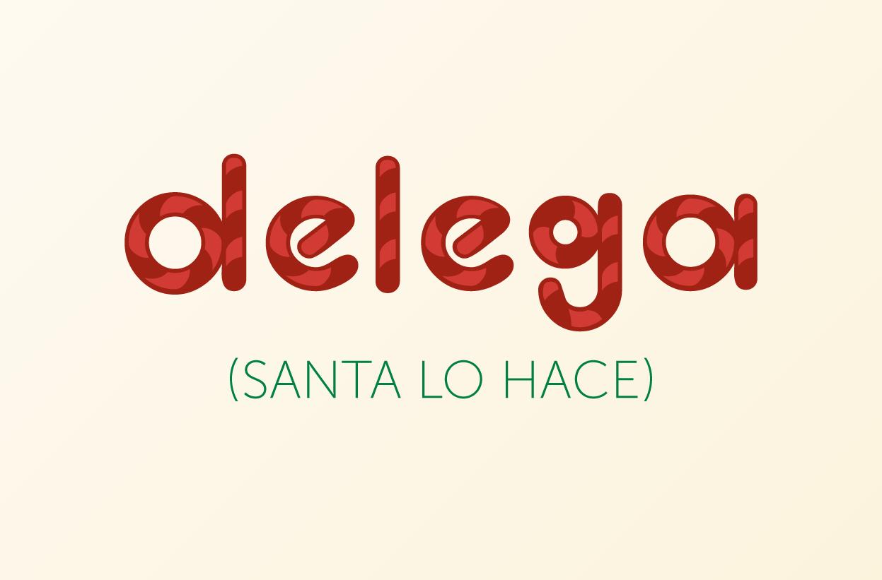 Aprende a delegar como Santa Claus