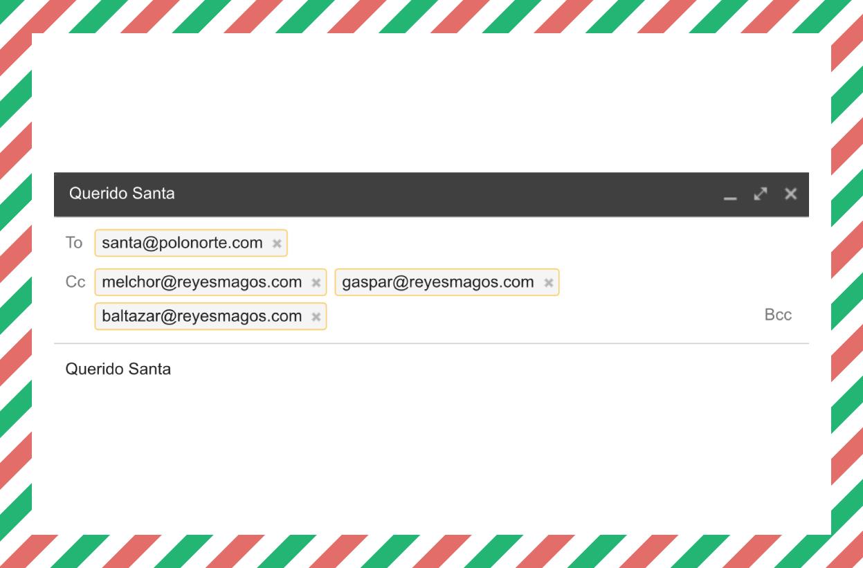 6 errores al enviar un correo